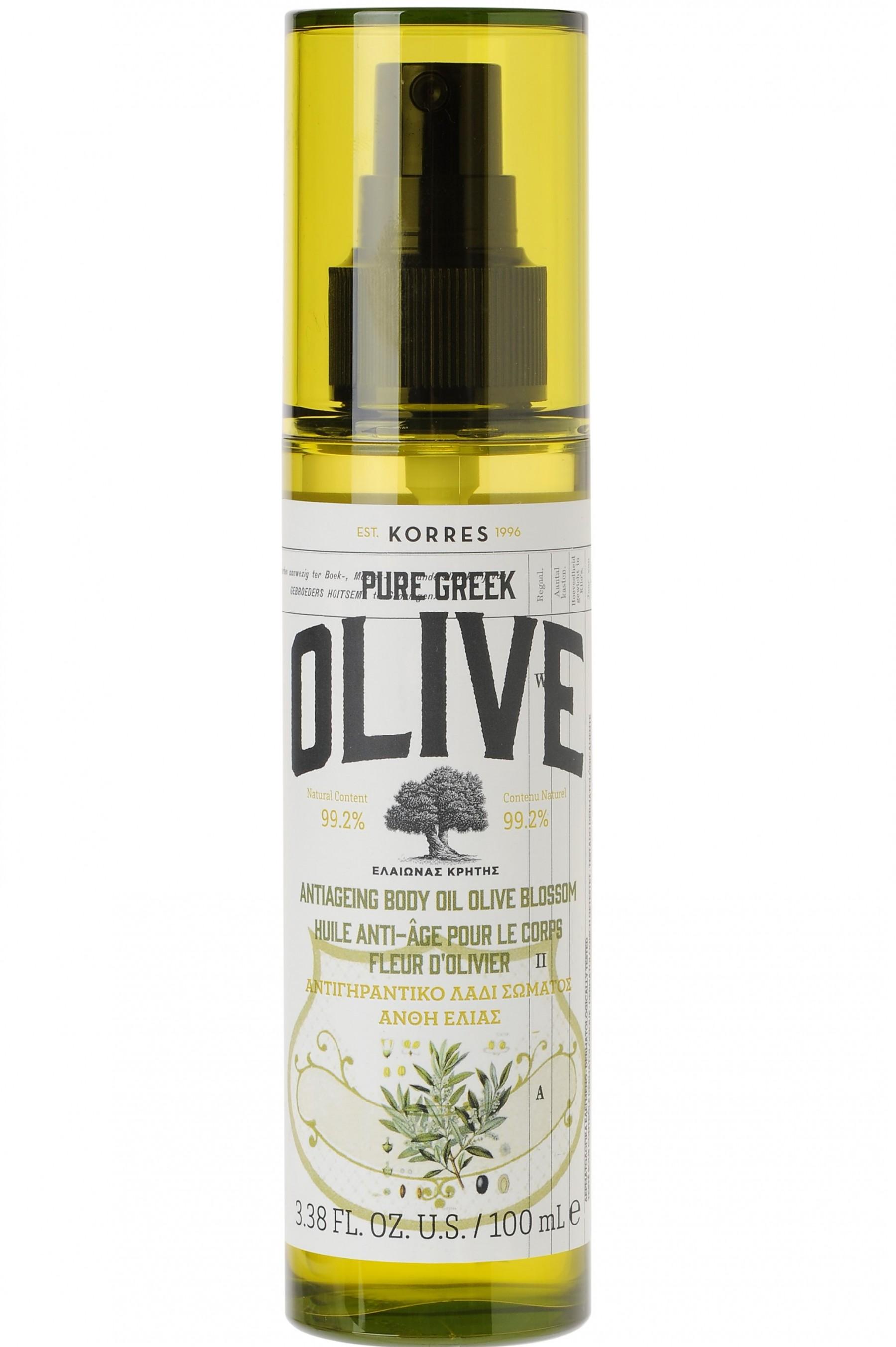 Huile corps anti ge fleur d 39 olivier nouvelle gamme - Anti puceron naturel huile d olive ...