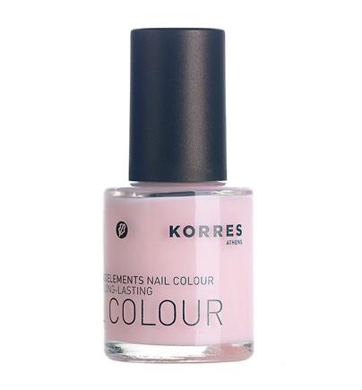 Vernis nude de la marque Korres