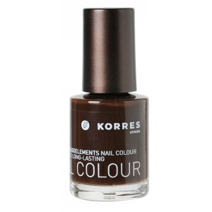 Vernis à ongles CHOCOLATE BROWN 68