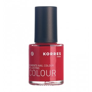 Vernis à ongles CORAL RED 48