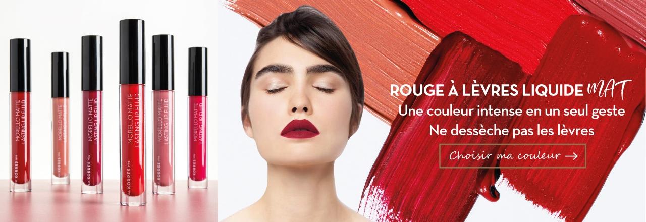 Rouges à lèvres liquide mat