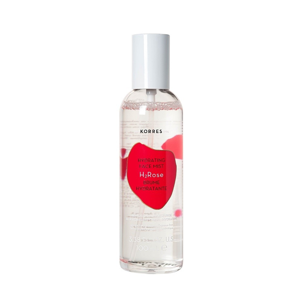 Brume visage hydratante H2 Rose