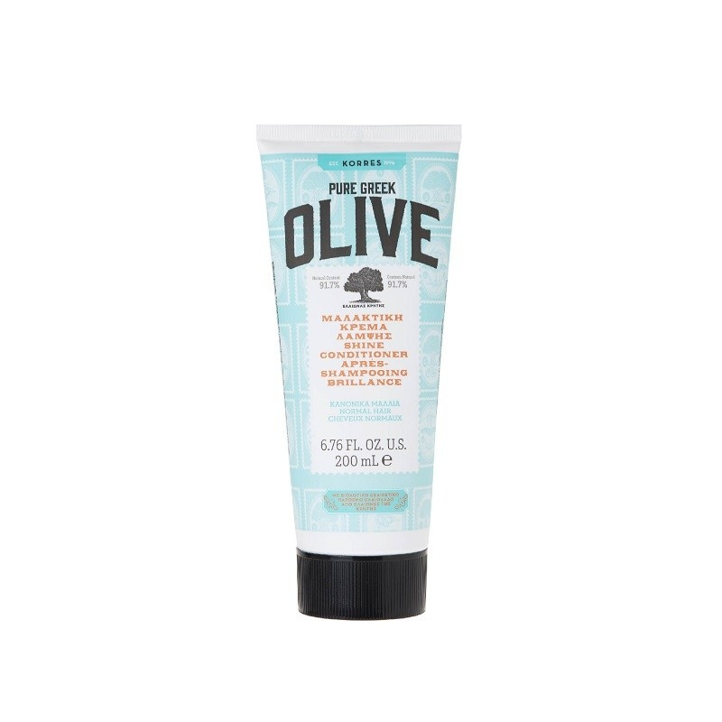 Après-shampooing Brillance Olive