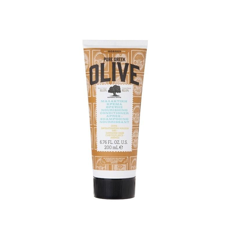 Après-shampooing Nutrition Olive