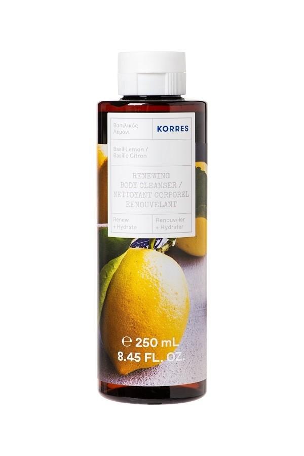 Nettoyant Corporel Basilic Citron