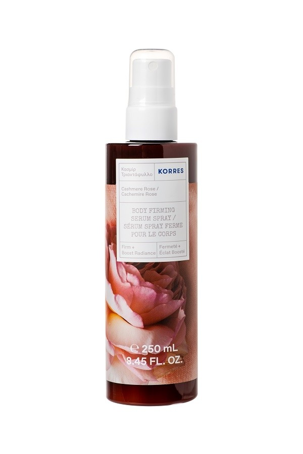 Sérum spray fermeté corps Rose Cashmere