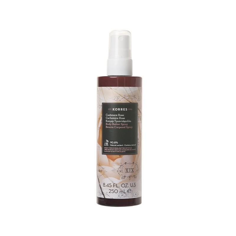 Beurre corps SPRAY Cachemire Rose