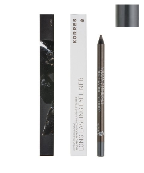 Eyeliner regard intense, longue tenue 06 GREY