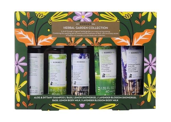 Coffret Herbal Garden