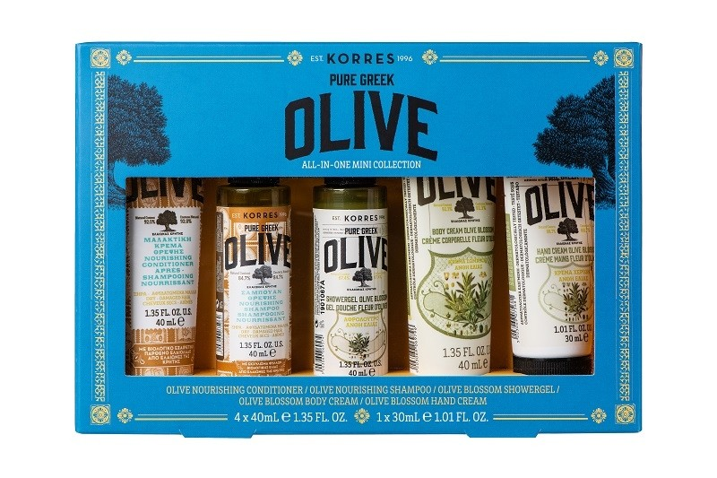 Coffret Olive All-in-One Collection