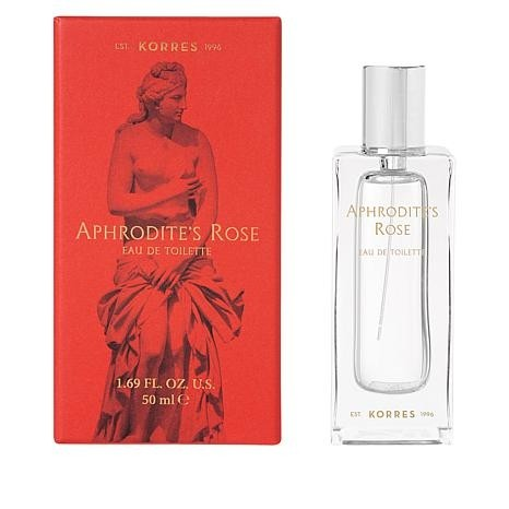 Eau de toilette Aphrodite Rose (édition limitée)