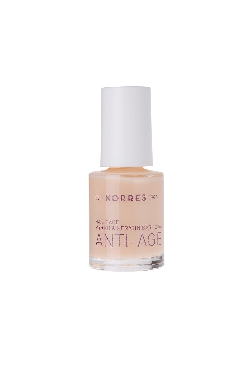 Base coat anti-âge