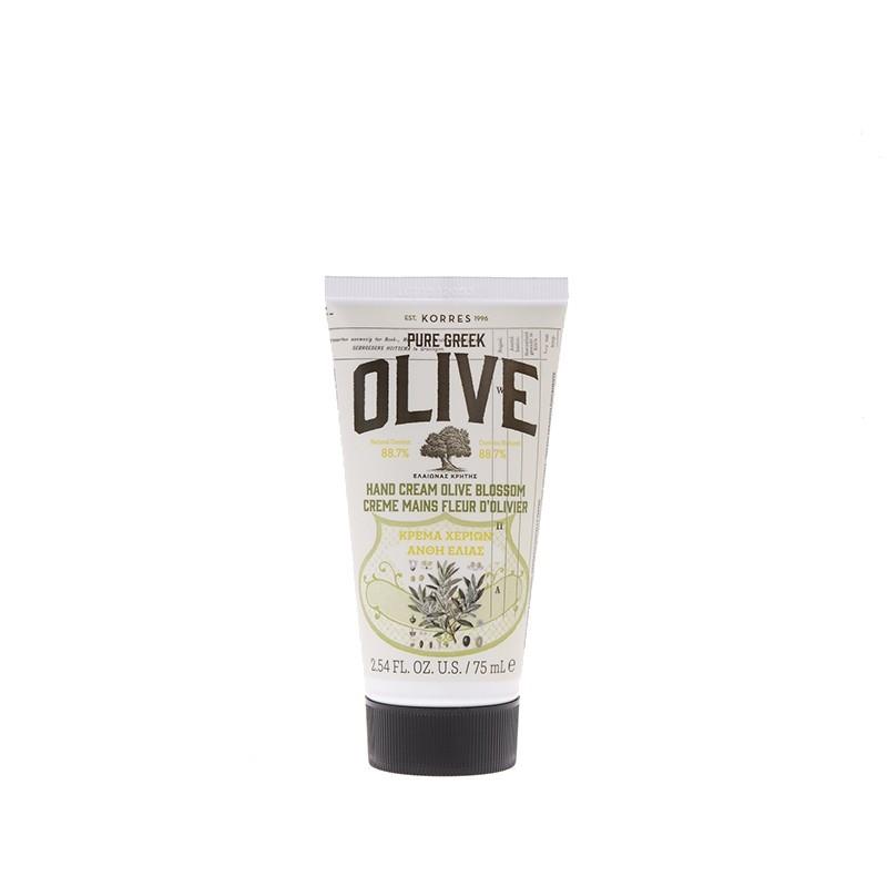 Crème mains Fleur d'Olivier