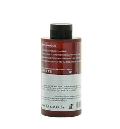Shampooing fortifiant Homme