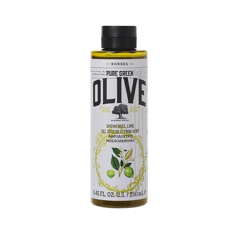 Gel douche Olive & Citron vert