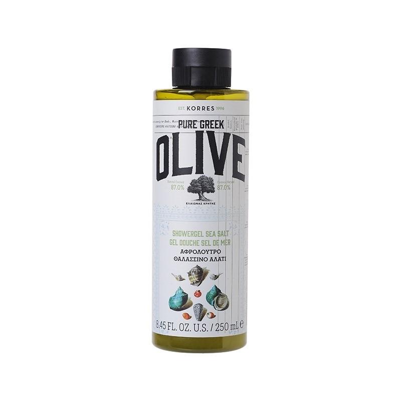 Gel douche Olive & Sel de Mer