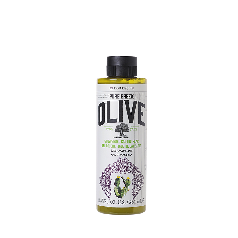 GEL DOUCHE OLIVE & FIGUE DE BARBARIE