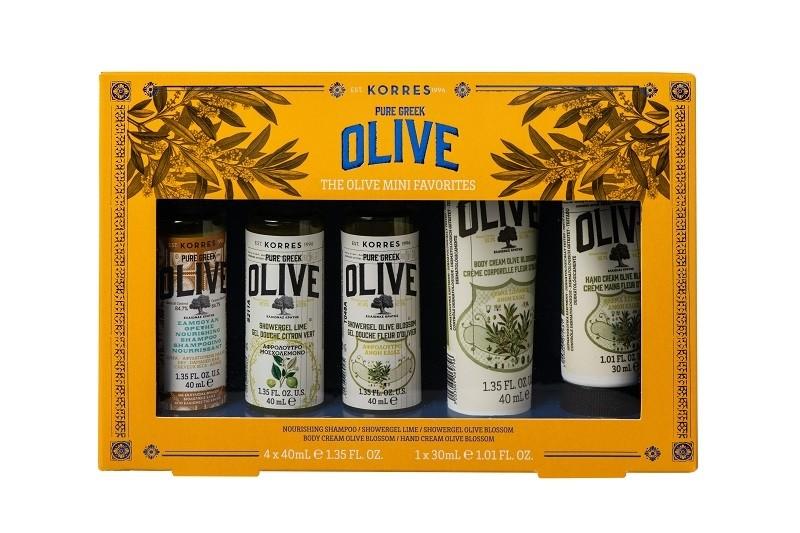 Coffret Olive Mini Favorites