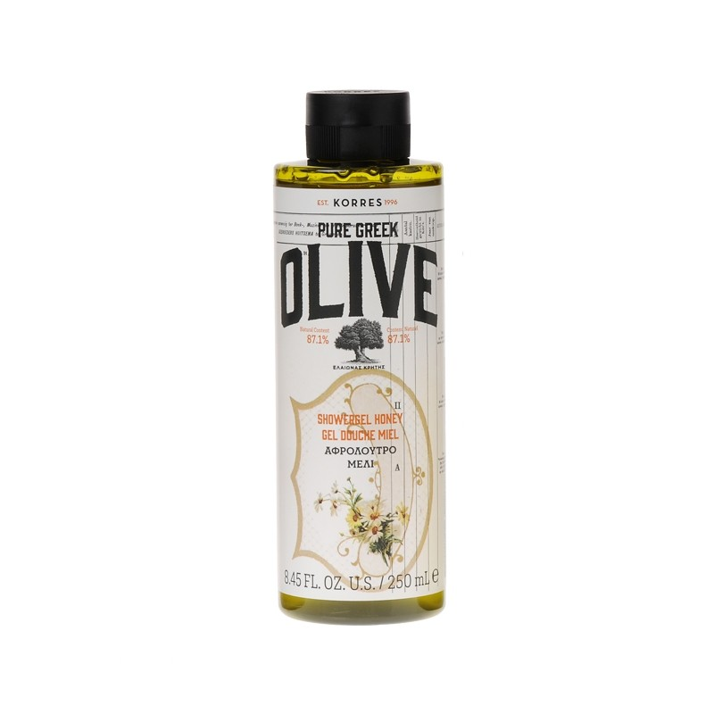 Gel douche Olive & Miel