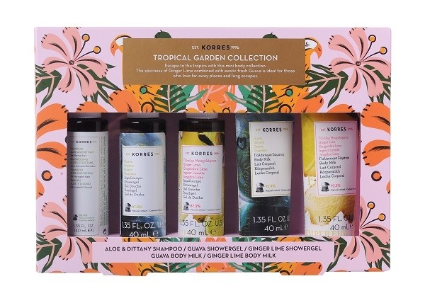 Coffret Tropical garden