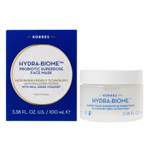 Masque Hydra-Biome Yaourt Grec & Probiotiques