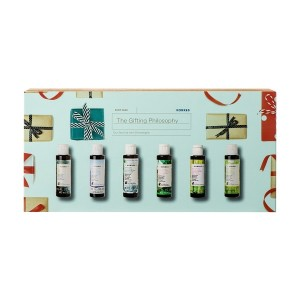 "Coffret ""Gifting Philosophy"" Mini Gels douche"