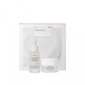 Coffret Feed Your Skin - Yaourt Grec & Probiotiques
