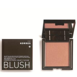 Blush, teint lumineux et naturel