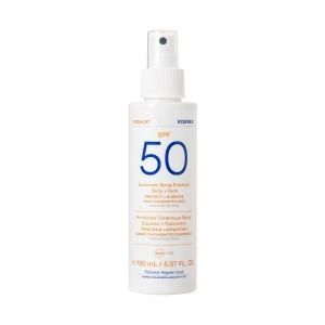 Spray Émulsion Solaire Visage & Corps YAOURT SPF50