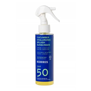SPRAY SOLAIRE CONCOMBRE & ACIDE HYALURONIQUE SPF50