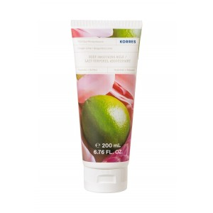 Lait corporel Gingembre Lime