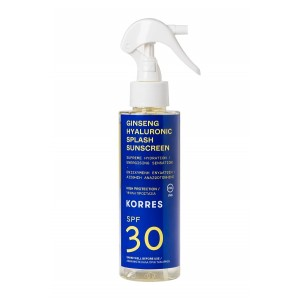 SPRAY SOLAIRE GINSENG & ACIDE HYALURONIQUE SPF30