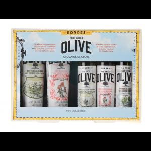 "COFFRET ""PURE GREEK OLIVE"""
