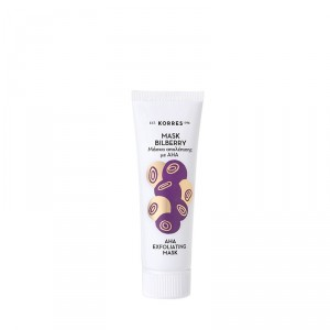 MASQUE PEELING ENZYMATIQUE AHA- MYRTILLE