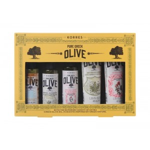 Coffret Pure Greek Olive