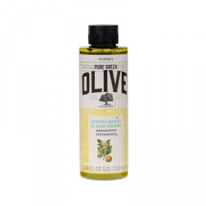 Gel douche Olive & Bergamote