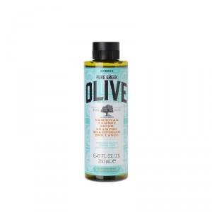 Shampooing Brillance Olive