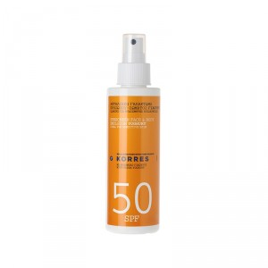Emulsion solaire SPF50,  visage & corps