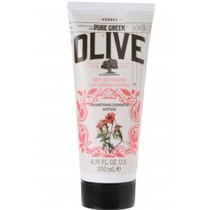 Lait corps Olive & Verveine