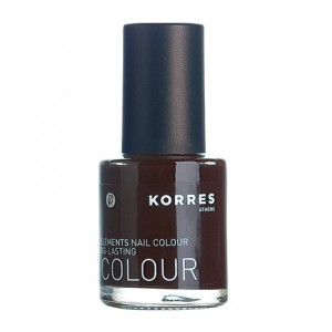 Vernis à ongles DARK BROWN 69,