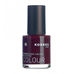 Vernis à ongles DARK RED 59,
